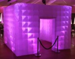 New LED Photobooth Booth
