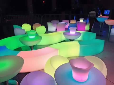 Balloon U0026 Event Decor U0026 LED Furniture